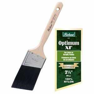 Richard Tools 80683 2-1/2 in Angular Paint Brush