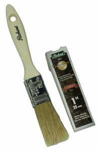 Richard Tools 82571 1 in Straight Paint Brush Connoisseur Extra Series