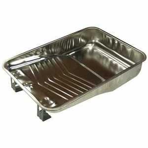 Richard Tools 92060 9-1/2 in Deepwell Metal Tray, 2 Liters
