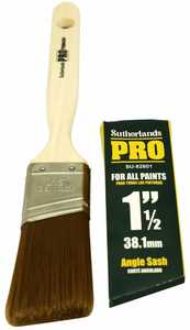 Richard Tools SU-82801 1-1/2 in Angular Brush Sutherland Pro
