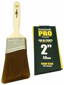 Richard Tools SU-82802 2-Inch Sutherland Pro Angular Brush