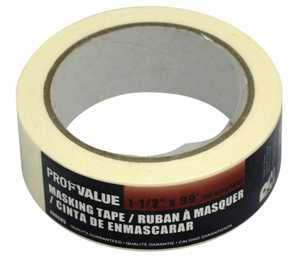 ProfValue Z08605 Masking Tape 36mm X 30m