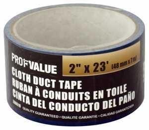 ProfValue Z08610 Blue Cloth Duct Tape 7m