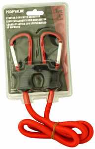 ProfValue Z08753 36 in Heavy Duty Stretch Cord With Clip