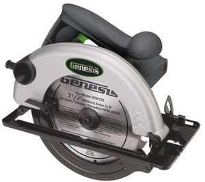 Genesis Gcs100 7-1/4-Inch Circular Saw