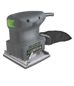 Genesis GPS2303 Dustless 1/4 Sheet Palm Sander