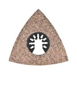 Richpower Industries GAMT741 3-1/8 Triangular Carbide Rasp