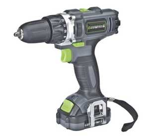 Genesis GLCD122P Drill/Driver 12v Lithium 2 Speed