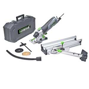 Richpower Industries GPCS535KM 3-1/2 in Plunge Circular Saw Kit
