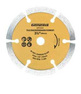Richpower Industries GAPCS353 3-1/2 in Diamond Saw Blade