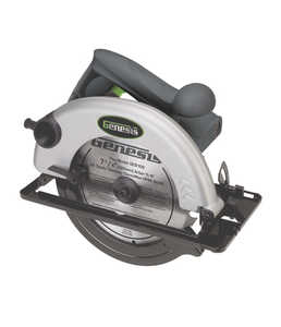 Genesis GCS100 7-1/4 in 10 Amp Circular Saw