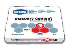 Ash Grove 00041 Masonry Type N 70 Lbs