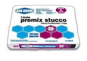 Ash Grove 20806 Stucco Pre Mixed