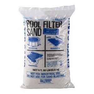Ash Grove 32050 Pool Filter Sand 50 Lbs