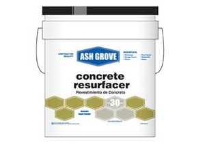 Ash Grove 33073 Concrete Resurfacer 30 Lbs