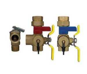 Richmond RTG-20220 Install/Service Valve Kit For Tankless Water Heater W/Prv