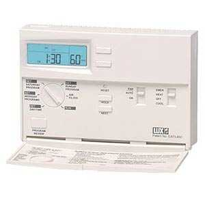 Lux Products HP2110 Programmable Heat Pump Thermostat