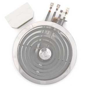 Lux Products RT6G50WR Replacement Top Burner Electric 6 In