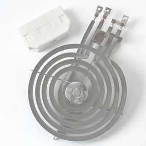Lux Products RT6G5HLR Replacement Top Burner Electric 6 In
