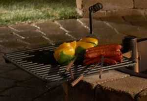 Rockwood Retaining Walls GRATE Cooking Grate