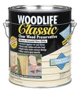 Wolman 903 Woodlife Classic Clear Wood Preservative Gallon