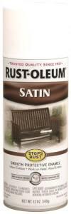Rust-Oleum 7791830 Stops Rust Interior/Exterior Enamel Spray Paint White