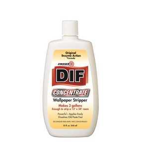 Zinsser 2422 Dif Liquid Concentrate Wallpaper Stripper 22-Ounce
