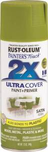 Rust-Oleum 257418 Painter's Touch Spray Paint And Primer Eden