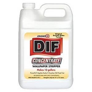 Zinsser 2401 Dif Liquid Concentrate Wallpaper Stripper Gallon