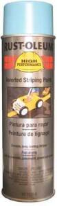 Rust-Oleum 2326402 Striping Paint Blue 1 Gal