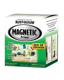 Rust-Oleum 247596 Primer Magnetic Qt
