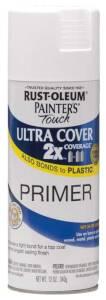 Rust-Oleum 249058 Painters Touch 2x Primer White Spray