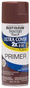 Rust-Oleum 249086 Painters Touch 2x Primer Red Spray