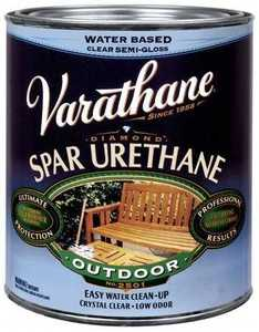 Varathane 250151 Diamond Outdoor Finish Semi Gloss Pt