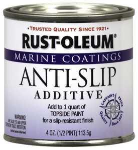 Rust-Oleum 207009 Marine Coatings Anti-Slip Additive 1/2-Pint