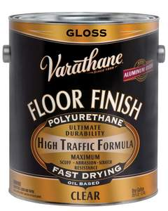 Varathane 130031 1-Gallon Gloss Oil-Based Premium Floor Finish