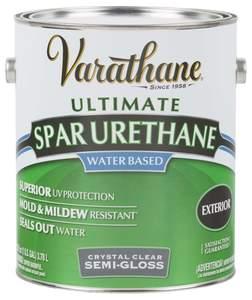 Varathane 250131 1-Gallon Semi-Gloss Polyurethane