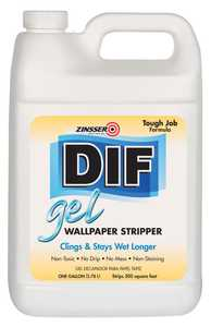 Zinsser 2431 Dif Gel Wallpaper Stripper Gallon