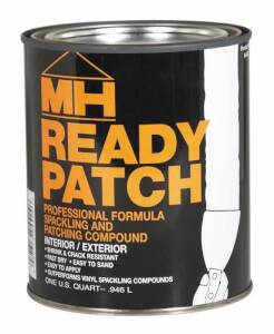 Zinsser 04424 Ready Patch Professional Spackling And Patching Compound