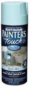 Rust-Oleum 1924830 Painter's Touch Spray Paint Blue Sky