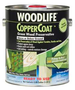 Wolman 1901A Woodlife Exterior Coppercoat 0.88-Gallon