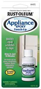 Rust-Oleum 203000 Specialty Appliance Touch-Up Epoxy White