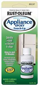 Rust-Oleum 203002 Specialty Appliance Touch-Up Epoxy Biscuit