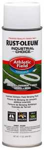 Rust-Oleum 206043 Industrial Choice Exterior Athletic Field Striping Spray Paint White