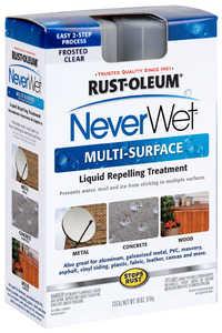 Rust-Oleum 274232 Never Wet Multi Surface Liquid Repelling Kit