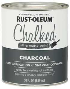 Rust-Oleum 285144 Chalked Ultra Matte Paint