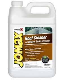 Zinsser 60701 Jomax Roof Cleaner Gal