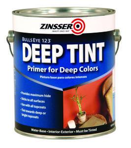 Zinsser 2031 1-Gallon Deep Tint Water-Base Primer