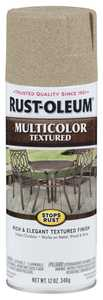 Rust-Oleum 223524 Stops Rust Interior/Exterior Textured Spray Paint Desert Bisque