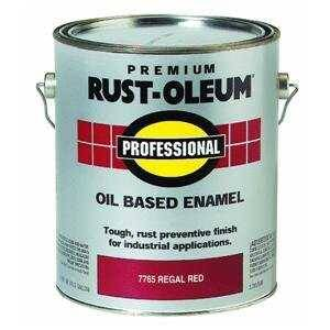 Rust-Oleum 7765402 Stops Rust Paint Regal Red Gal